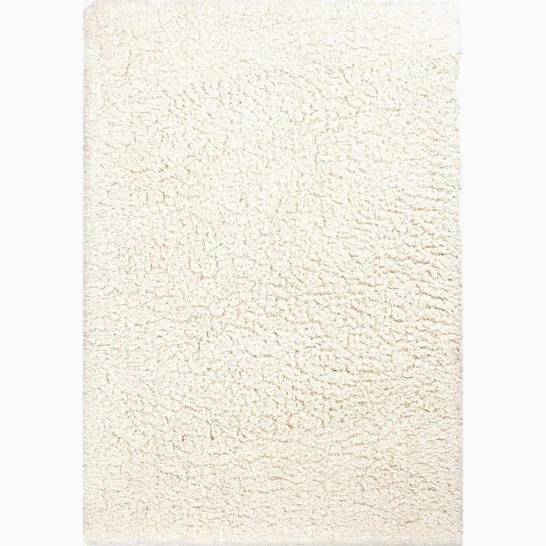 Juniper Home Nixon Handmade Solid White Area Rug (2' X 3'...