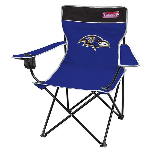 NFL Baltimore Ravens Quad Tailgate Chair