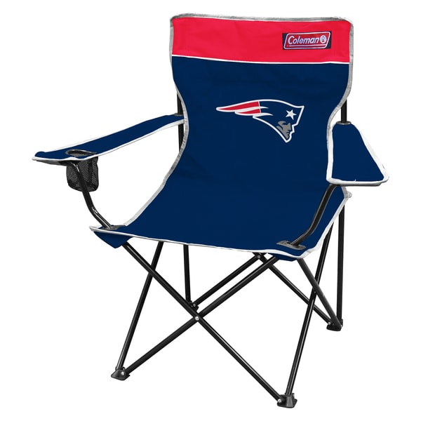 NFL New England Patriots Quad Tailgate Chair