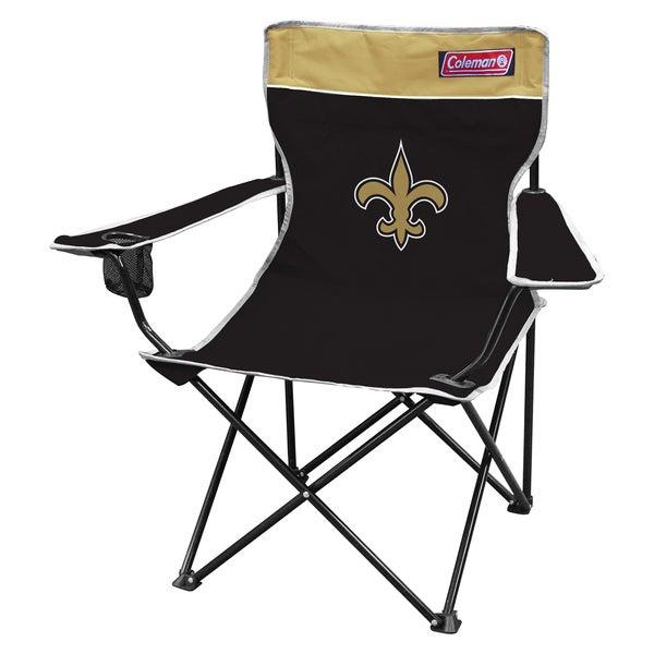 NFL New Orleans Saints Quad Tailgate Chair