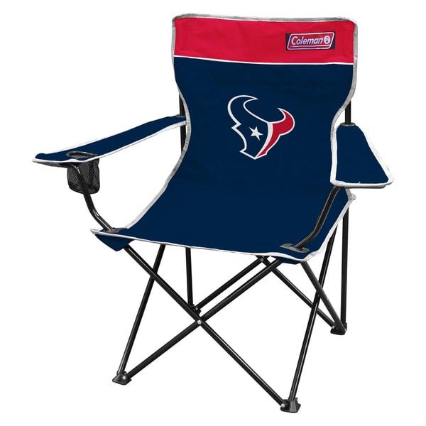 NFL Houston Texans Quad Tailgate Chair