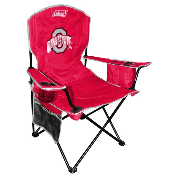 NCAA Ohio State Buckeyes XL Cooler Quad Chair