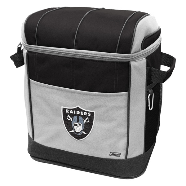 NFL Oakland Raiders 50-can Rolling Cooler