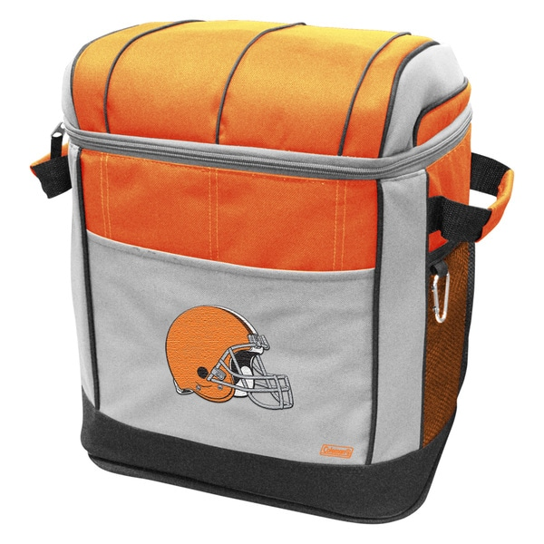 Coleman NFL Cleveland Browns 50-can Rolling Cooler