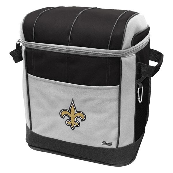 NFL New Orleans Saints 50-can Rolling Cooler