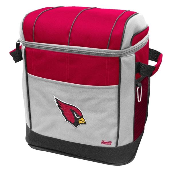 Coleman NFL Arizona Cardinals 50-can Rolling Cooler