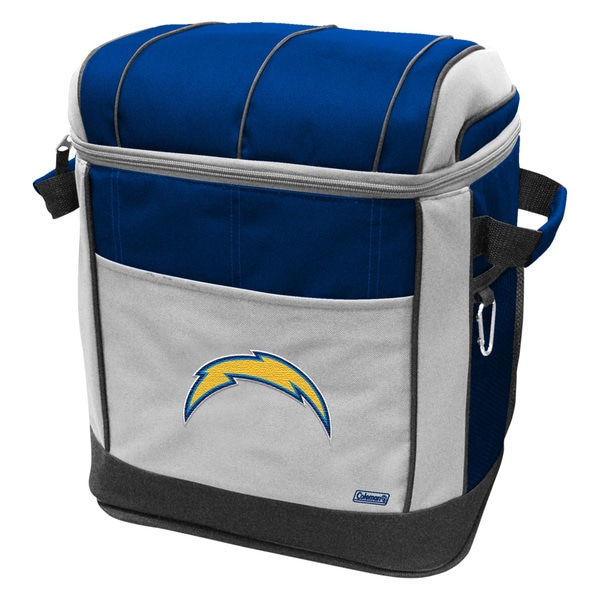 Coleman NFL San Diego Chargers 50-can Rolling Cooler