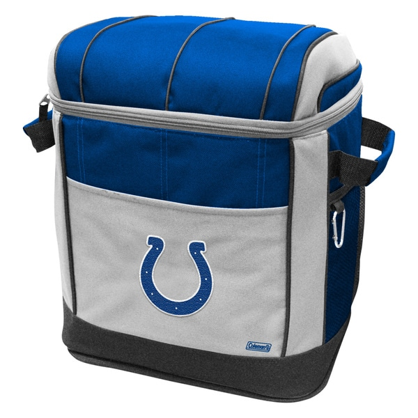 Coleman NFL Indianapolis Colts 50-can Rolling Cooler