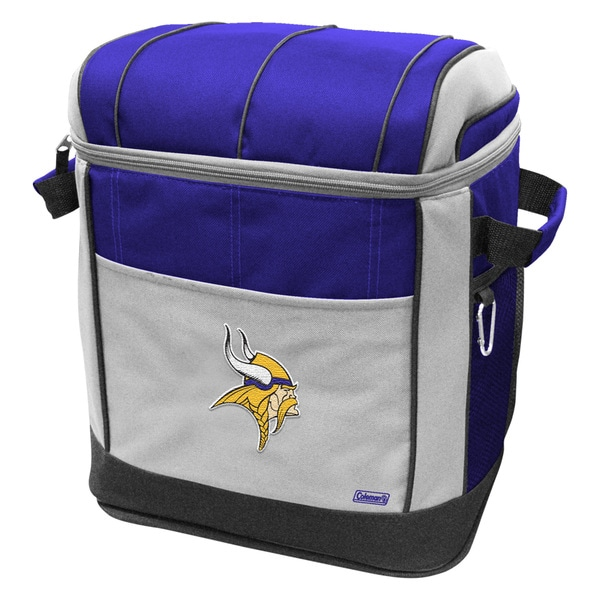 Coleman NFL Minnesota Vikings 50-can Rolling Cooler