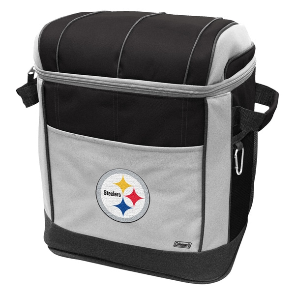 NFL Pittsburgh Steelers 50-can Rolling Cooler