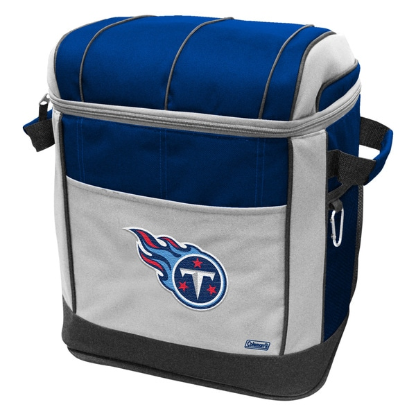 Coleman NFL Tennessee Titans 50-can Rolling Cooler