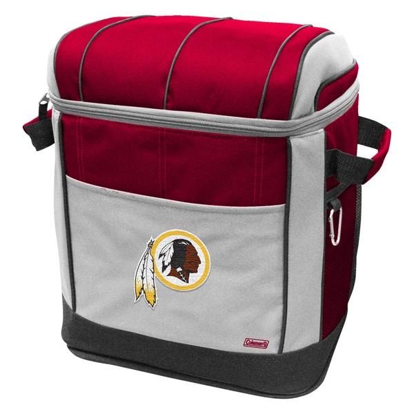 Coleman NFL Washington Redskins 50-can Rolling Cooler