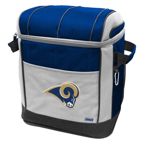 Coleman NFL St. Louis Rams 50-can Rolling Cooler