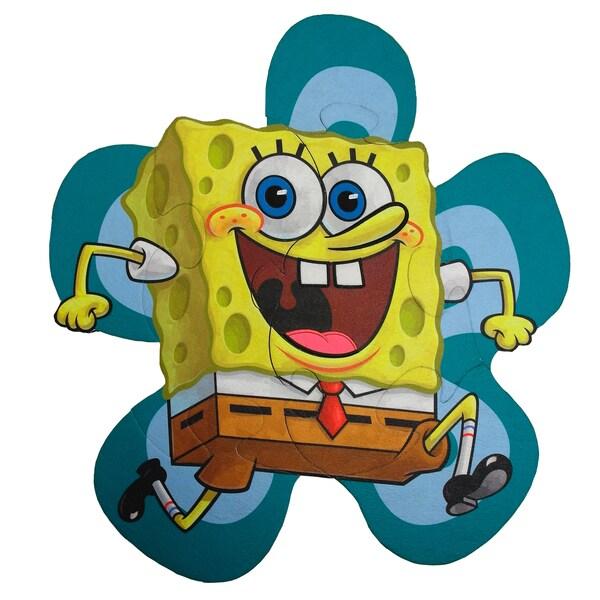 SpongeBob Squarepants Puzzle Pals Play Mat
