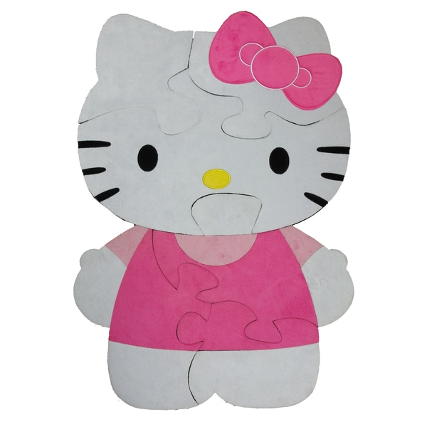 Hello Kitty Puzzle Pals Play Mat