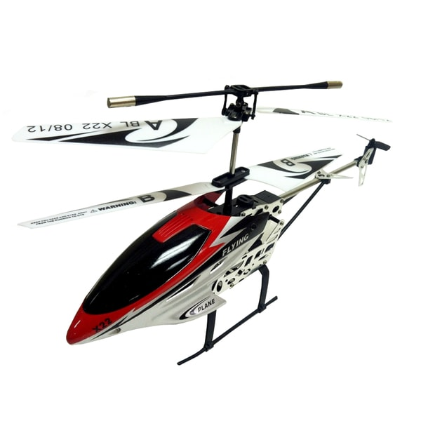 Cyberkidz 2-Channel Remote Control Red Helicopter