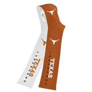 NCAA Texas Longhorns Reversible Hooded Fleece Scarf