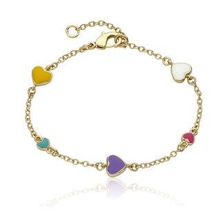 Little Miss Twin Star 'I Love My Jewels' Bracelet