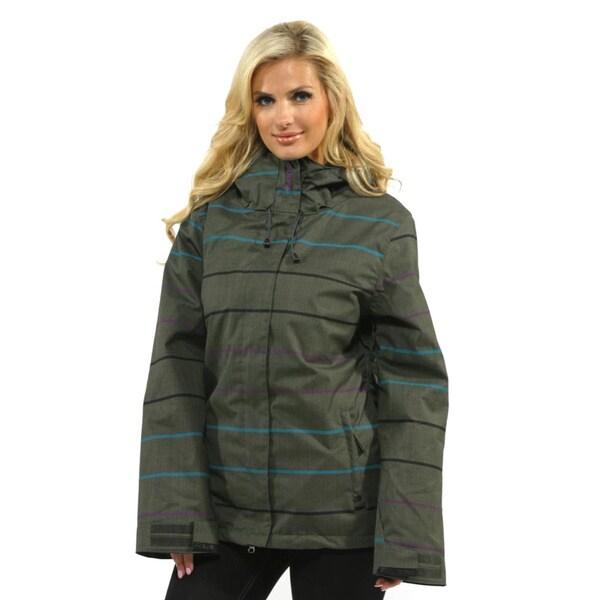 Billabong Women's Charcoal Seville Jacket