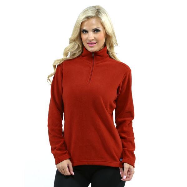 Patagonia Women's GJB Micro D-Luxe 1/4 Zip Jacket