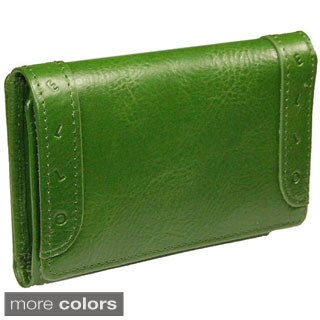 Castello Tri-Fold Italian Leather Wallet