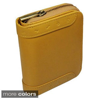 Castello Italian Leather Women Wallet