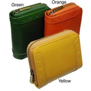 Castello Italian Leather Women Wallet