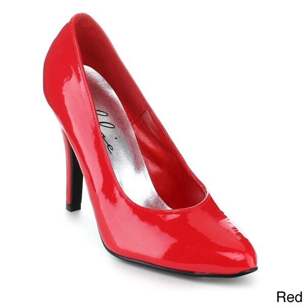 Ellie Women's 8400 4-inch Stiletto Heel Pumps