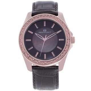 Oceanaut Women's Angel Brown Watch