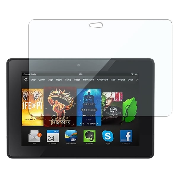 INSTEN Clear Screen Protector for Amazon Kindle Fire HDX 7-inch