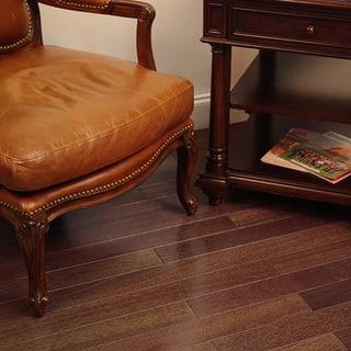 Envi Exotic 'Prairie Angelique' 17.73 sq. ft. Solid Hardwood Flooring|https://ak1.ostkcdn.com/images/products/8573898/Envi-Exotic-Prairie-Angelique-3-4-x-3-1-2-inch-Solid-Hardwood-Flooring-P15847909.jpg?impolicy=medium