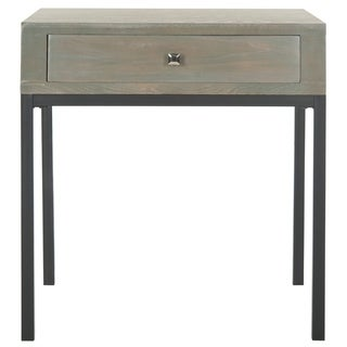 Safavieh Adena Ash Grey End Table