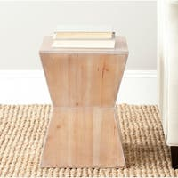 Safavieh Lotem Ash Grey Accent Table Free Shipping Today