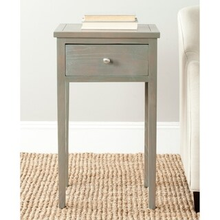 Safavieh Abel Ash Grey End Table