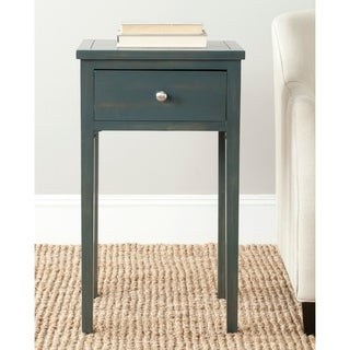 Safavieh Abel Dark Teal End Table