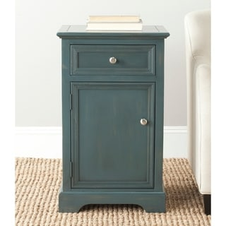 Safavieh Jarome Dark Teal End Table