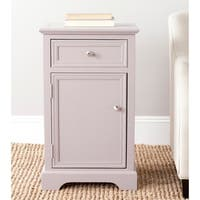 Safavieh Jarome Grey Overcast End Table