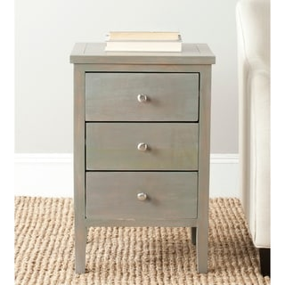 Safavieh Deniz Ash Grey End Table