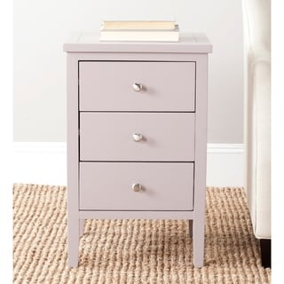 Safavieh Deniz Grey Overcast End Table