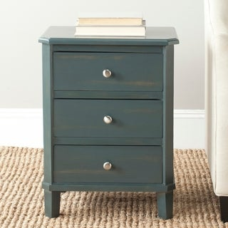 Safavieh Joe Dark Teal End Table