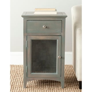 Safavieh Ziva Ash Grey End Table