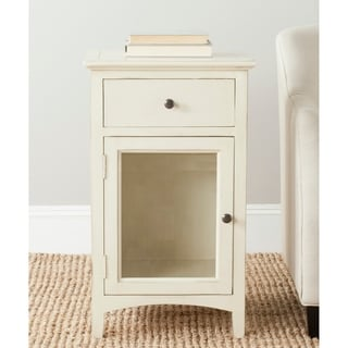 Safavieh Ziva Cream End Table
