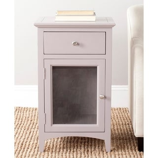 Safavieh Ziva Grey Overcast End Table