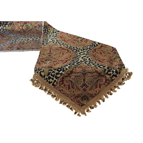 Sherry Kline Tangiers 18 x 108-inch Table Runner