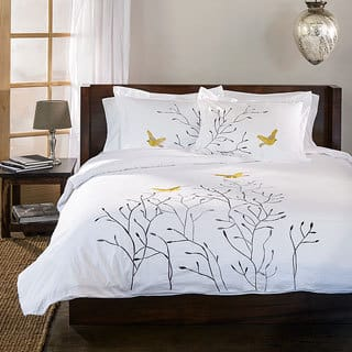 Superior Swallow 3-piece Embroidered Cotton Duvet Cover Set|https://ak1.ostkcdn.com/images/products/8574512/P15848804.jpg?impolicy=medium