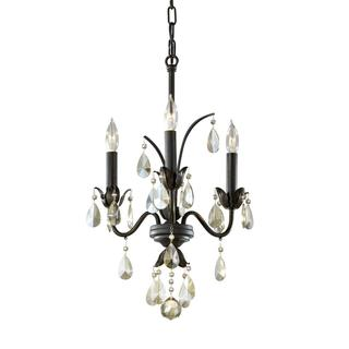 Charlene 3-light Liberty Bronze Chandelier