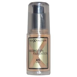 Max Factor Second Skin # 075 Golden Foundation