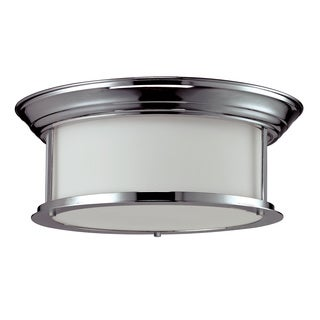 Z-Lite 2-light Ceiling Lamp