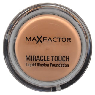 Max Factor Miracle Touch # 65 Rose Beige Foundation
