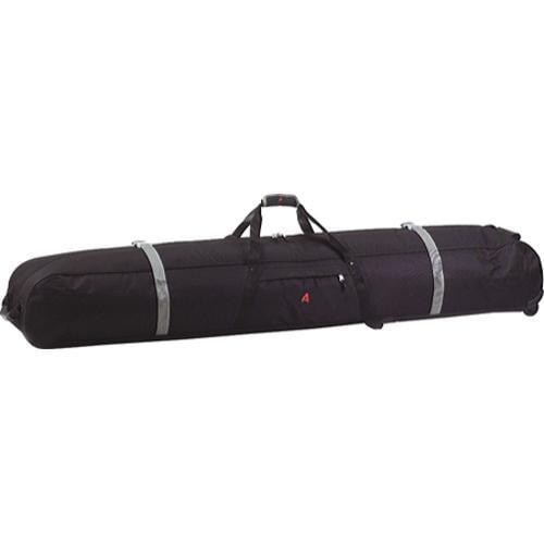 Athalon Multi Use Wheeling Ski/Snowboard Bag Padded - 185c Black